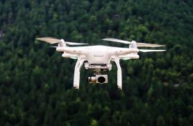 İzmir'de Drone Çekimi
